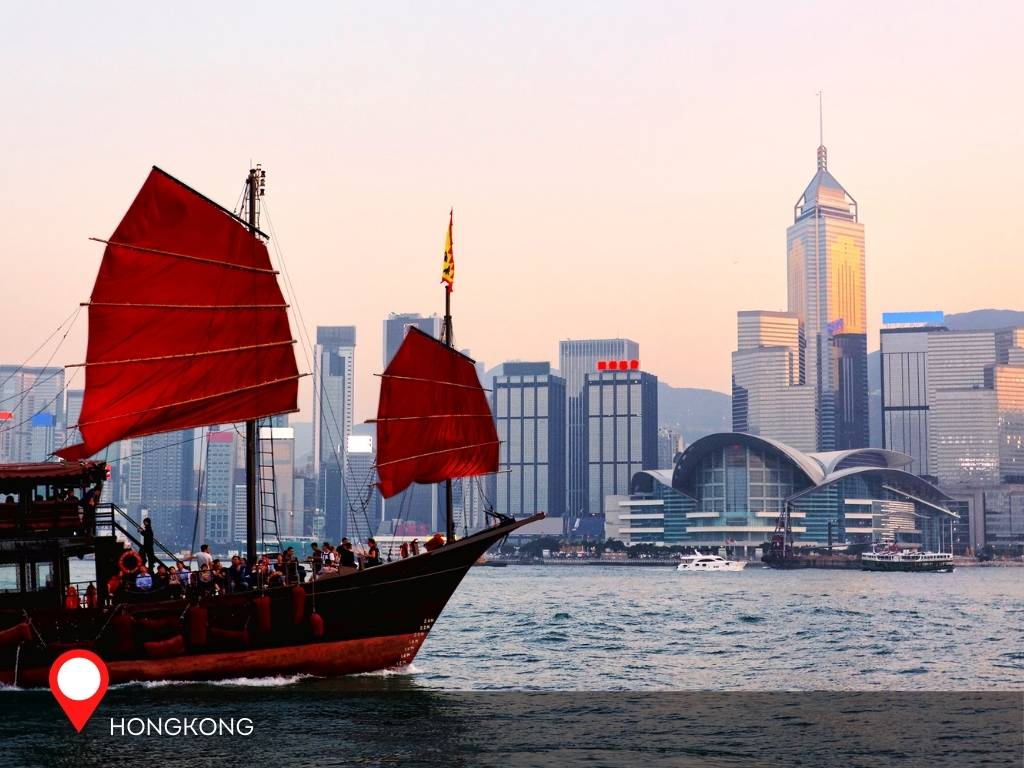 hongkong, best place to go on vacation