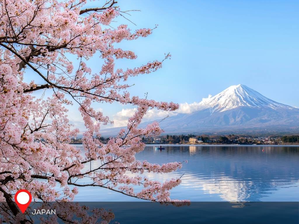 japan, best place to go on vacation