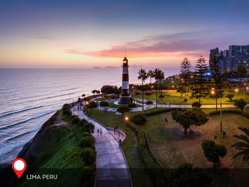 lima, best place to go on vacation