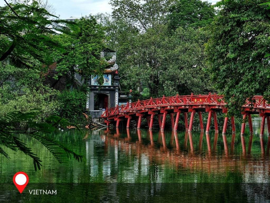 vietnam, best place to go on vacation