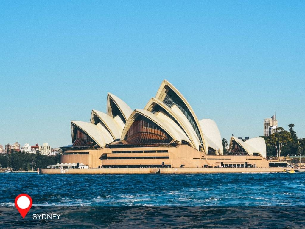 sydney, best place to go on vacation