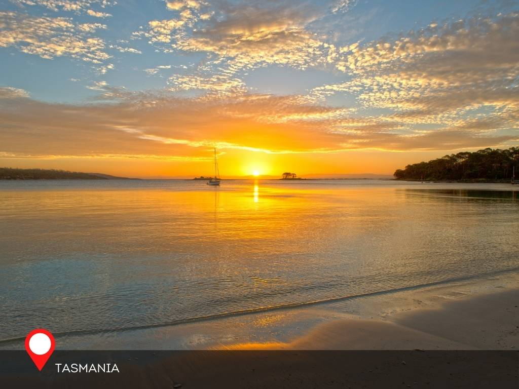 tasmania, best place to go on vacation