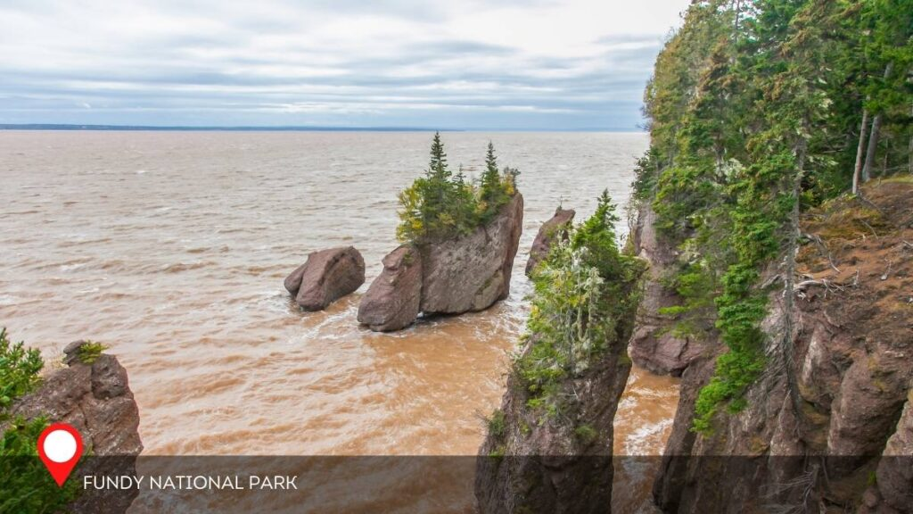 Fundy National Park, Canada