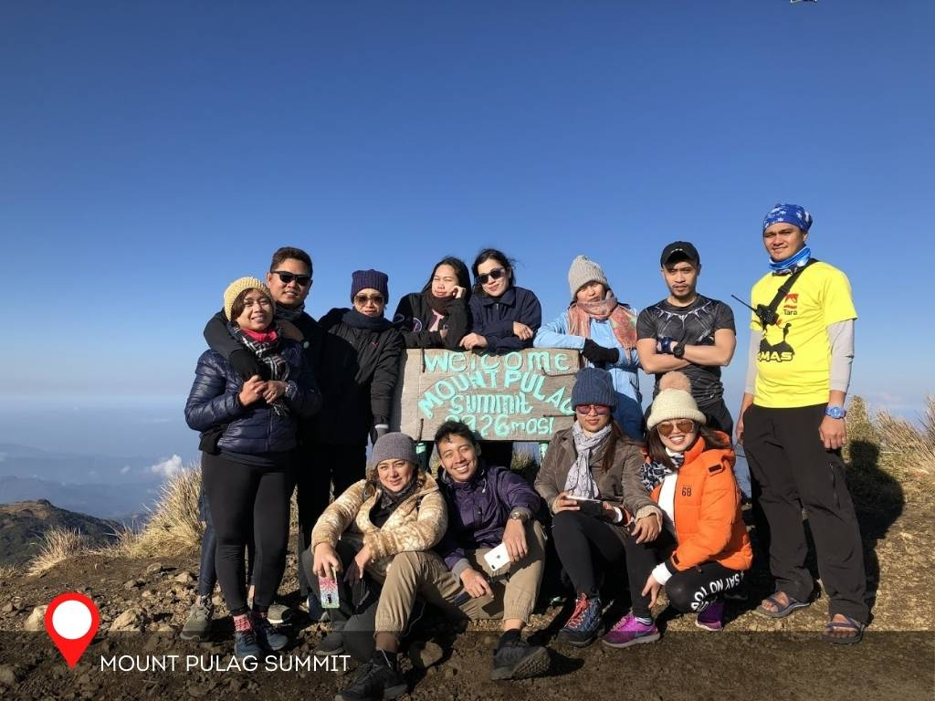 Group Photo, Mount Pulag, Philippines
