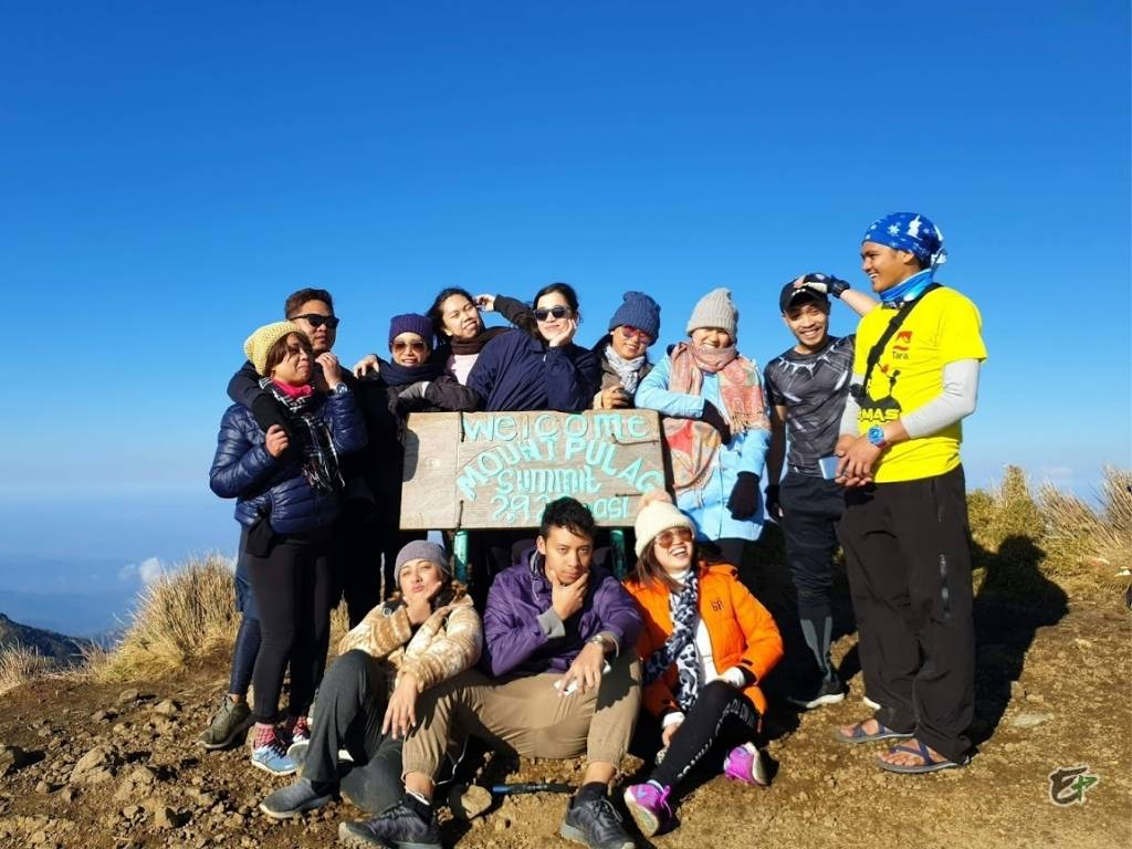 Group Photo, Mount Pulag