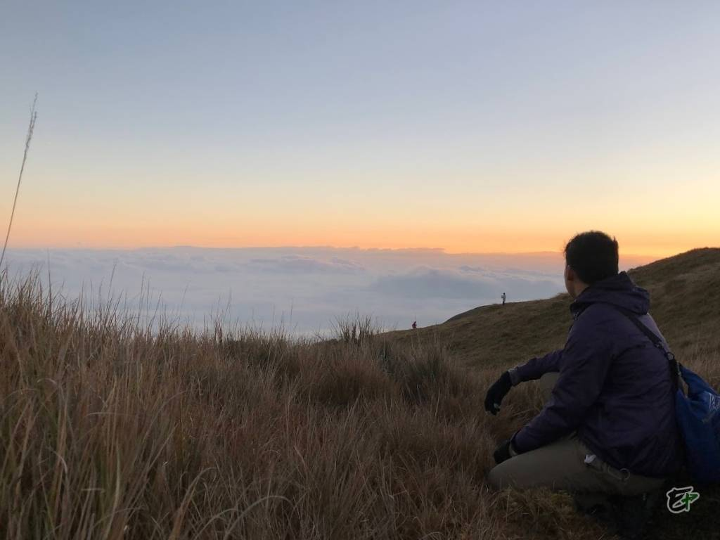 Happiest day of my life, First glimpse of Sea of Clouds