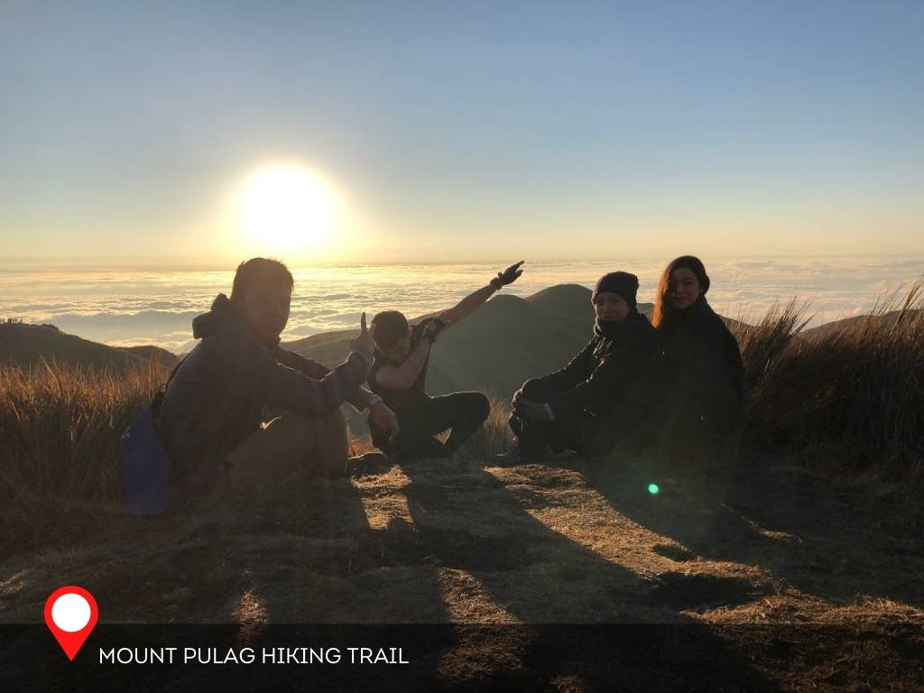 Hikers, Mount Pulag