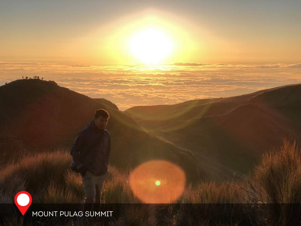 Sea of Clouds, Mount Pulag, Philippines