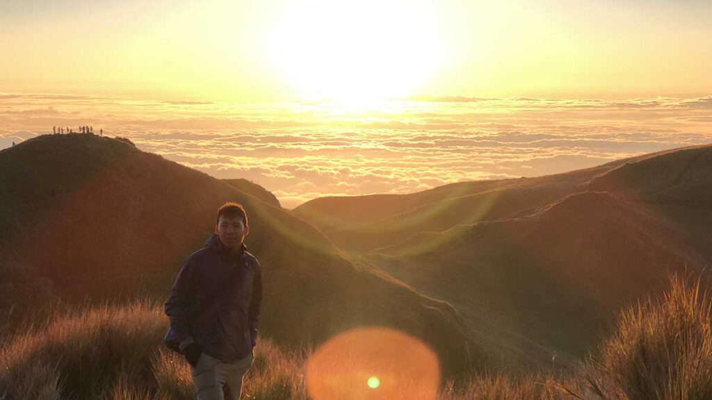 iPhone Photography Mount Pulag, Philippines