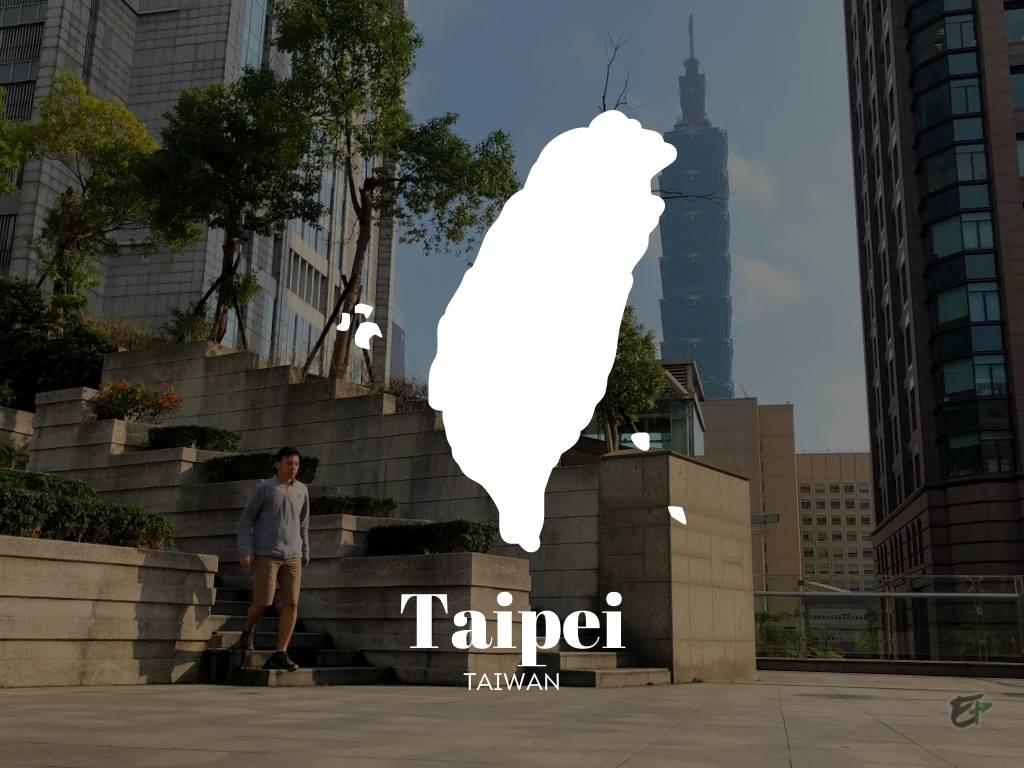 Taipei, Taiwan, Engineering Travels
