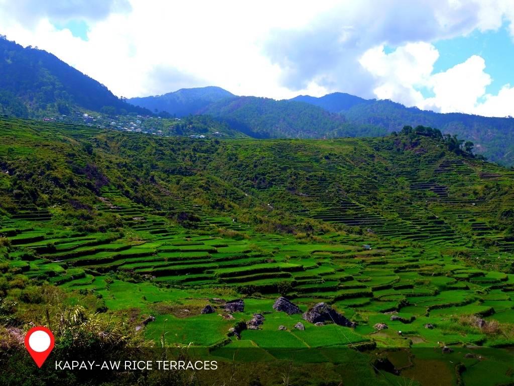Kapay-aw Rice Terraces, Sagada