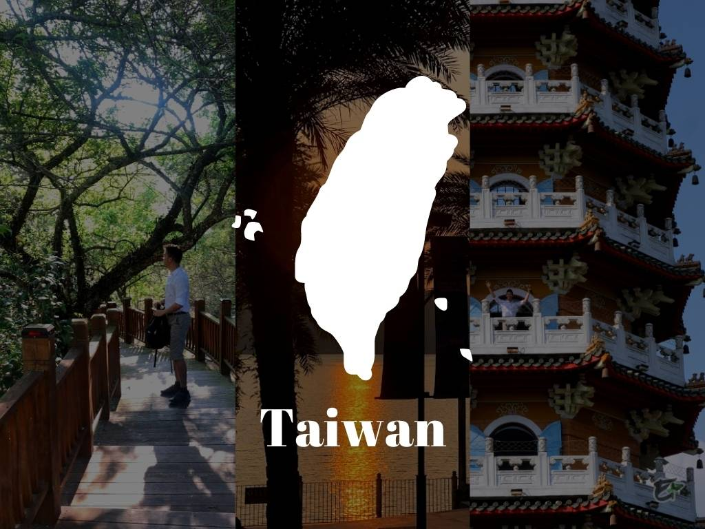 Peaceful Places in Taiwan