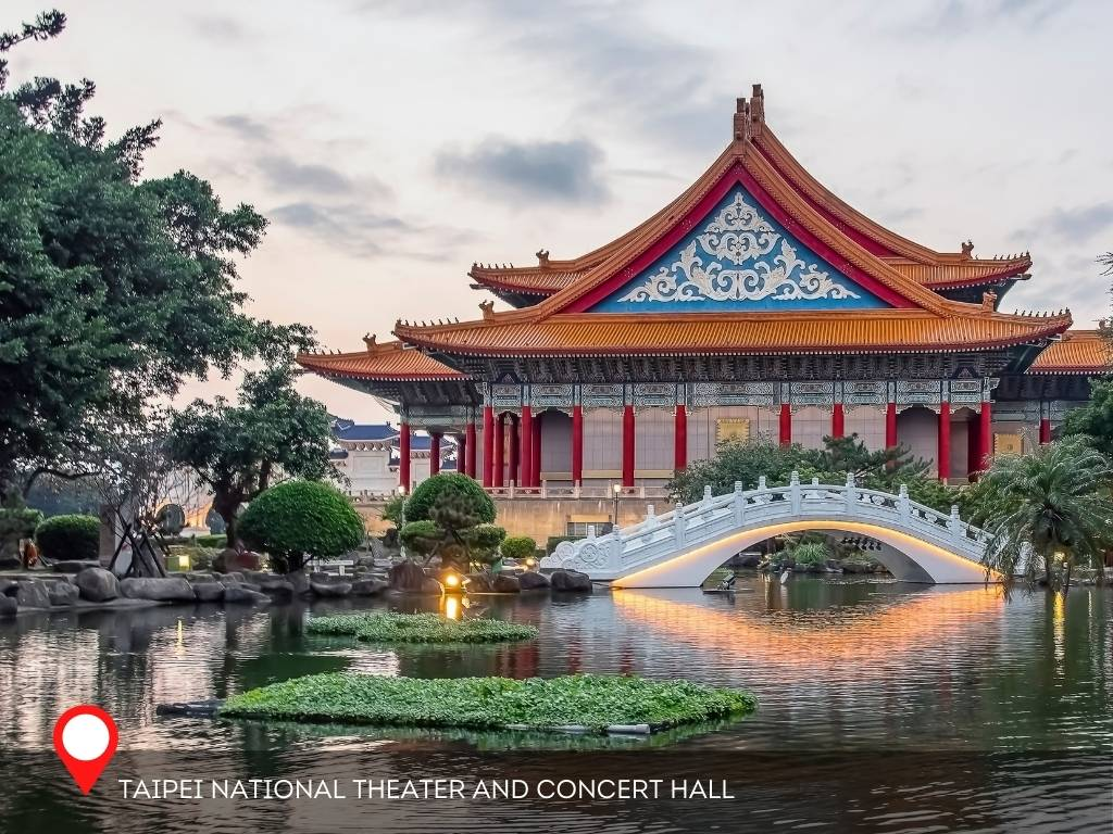 Taipei National Theater and Concert Hall