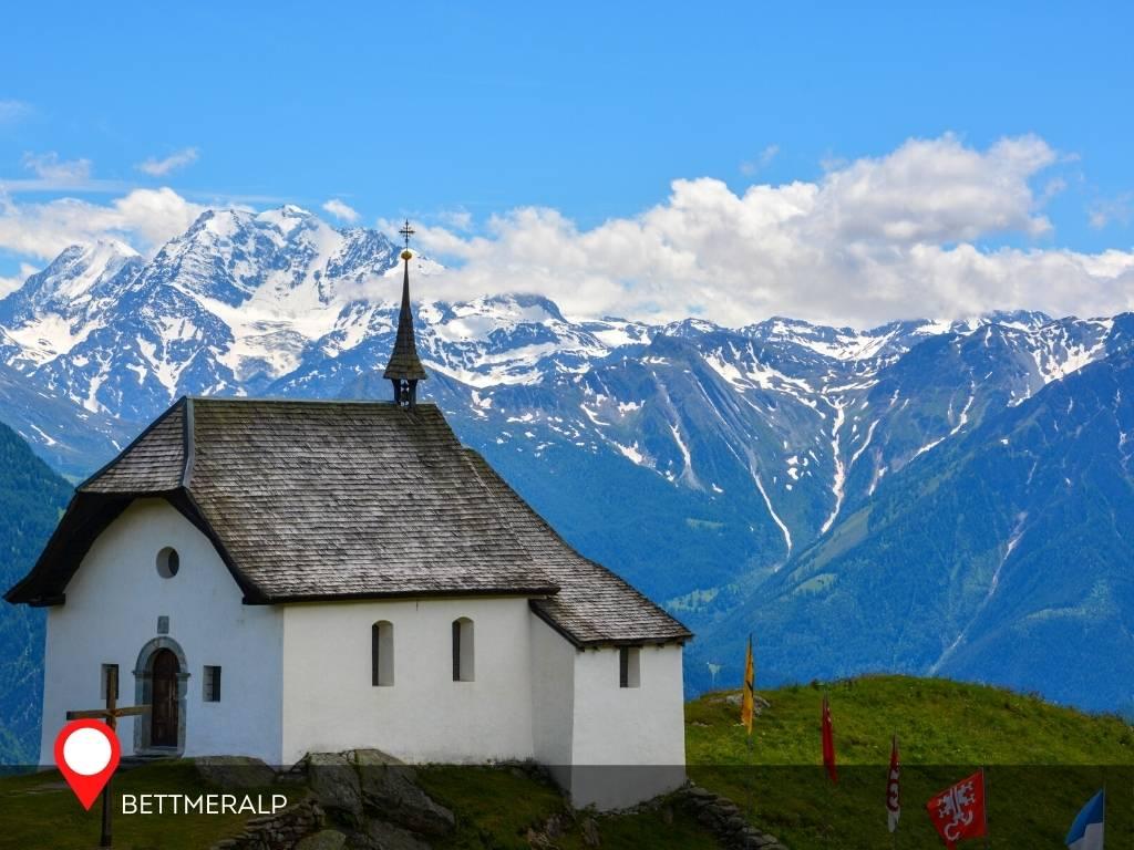 Bettmeralp, Valais, Switzerland