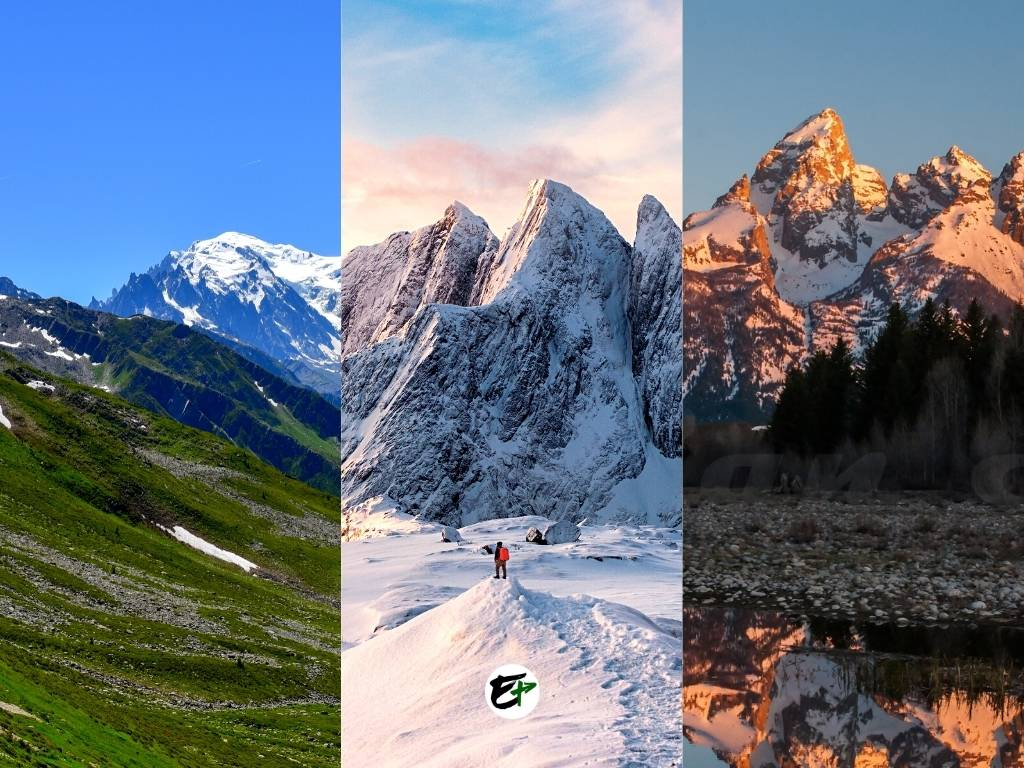Inspiration - Quotes about Mountains
