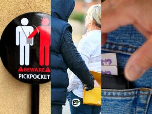 Travel Safe: Get Protection and Avoid Digital Pickpocketing