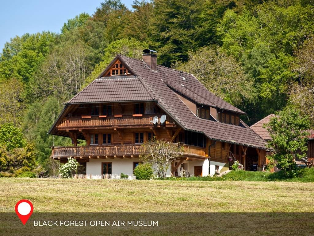 Open Air Museum, Black Forest, Germany