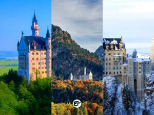 Visiting Neuschwanstein Castle And Nearby Beautiful Places
