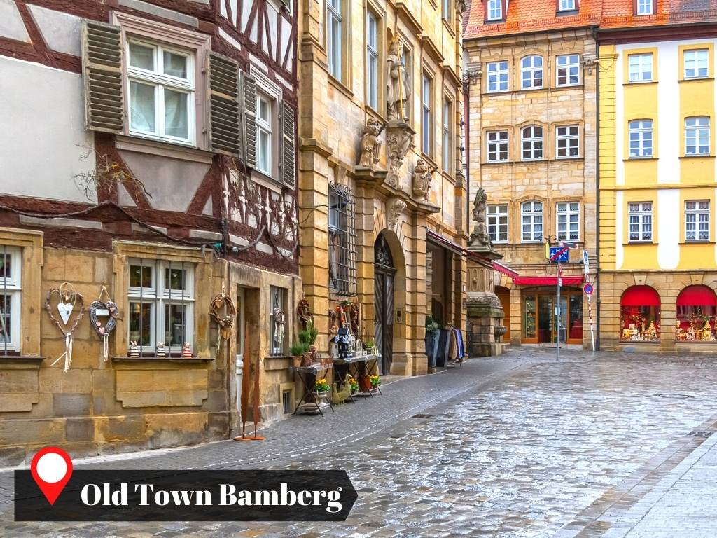 Streets of Bamberg, Germany