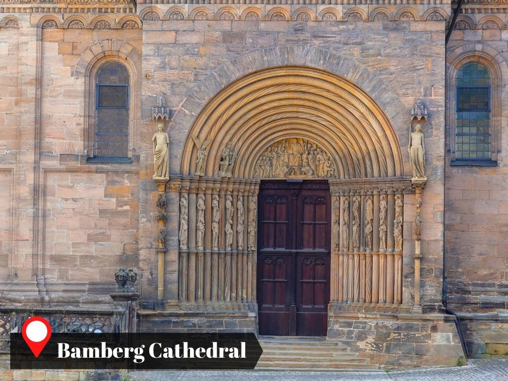 Portal of Bamberg Cathedral
