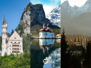 Bavarian Alps Itinerary: Best Places to Visit in German Alps